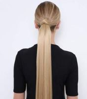 Hair Ponytail photo review